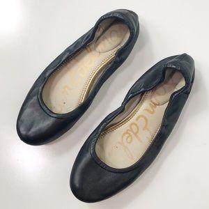 Sam Edelman Fritz Ballet Flats In Black